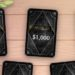 カードオブフロンティアジャックポットカード